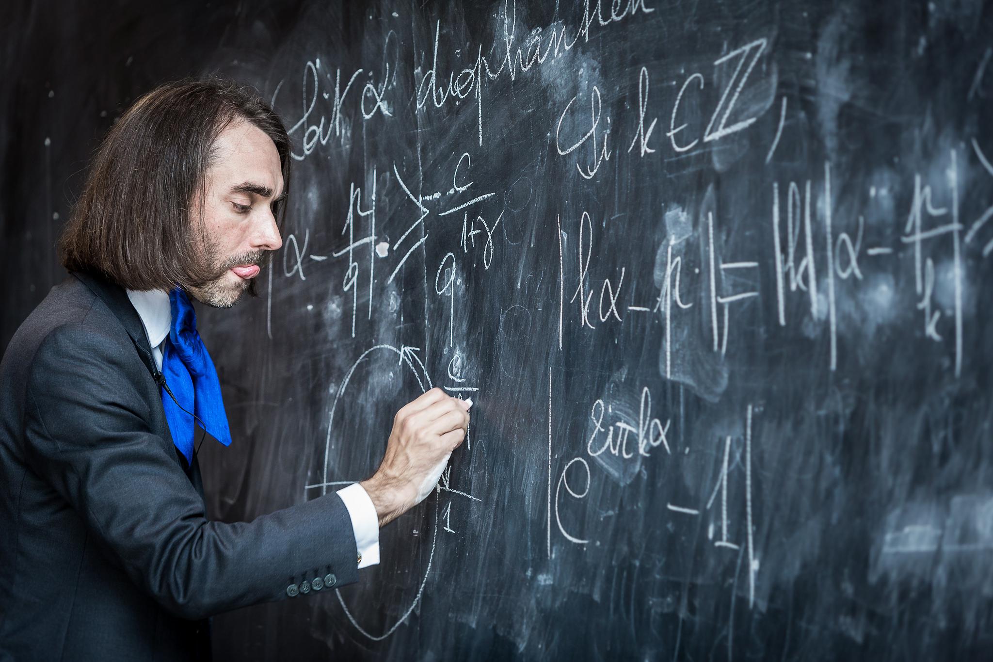 Pour mathematicien | Cedric Villani